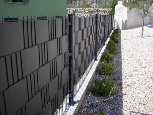 panelne ograde